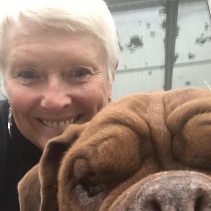New Pevensey Boarder Jackie Ross