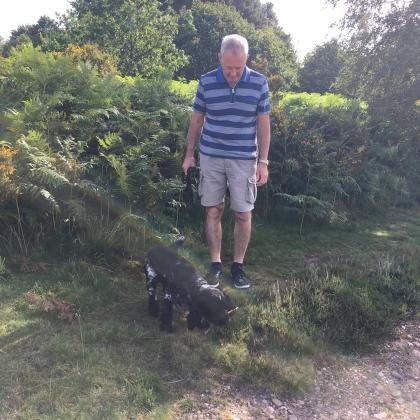 Diane and Andy Hennessy - Licence No 000001476 Dog Boarder in Sutton Coldfield, West Midlands