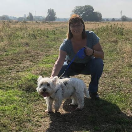 Hazel Hancox Dog Boarder in Tamworth, Staffordshire