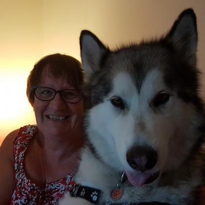 Christine Evans Dog Boarder in BIRMINGHAM, West Midlands?>