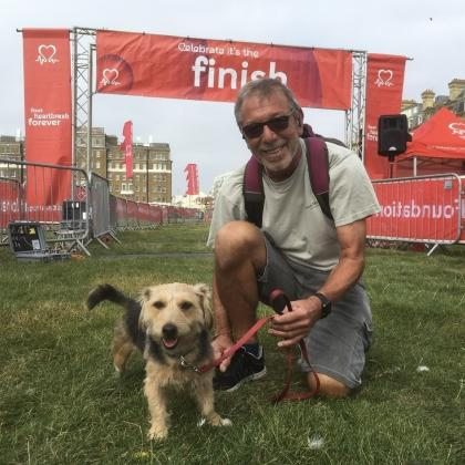 Nick and Viv Tate Dog Boarder in Brighton, East Sussex