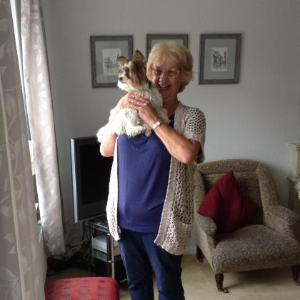 Joan Badger Dog Boarder in Bromsgrove, Worcestershire?>